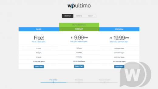 WP Ultimo v1.10.4-用于创建高级WP网络的工具缩略图