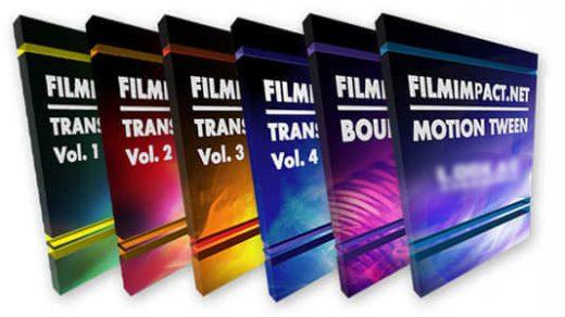 Premiere六套特效转场Pr插件合集 FilmImpact Transition Packs V3.6.15 Win中文汉化版 暂无Mac苹果版缩略图