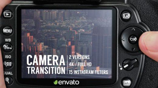 AE模板-相机过渡Camera Transition缩略图