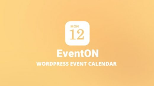 EventON v2.8.3(最新)– WordPress插件缩略图