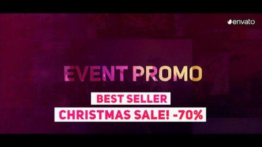 AE模板-商业会议企业事件开场促销样式视频工作活动促销Event Promo缩略图