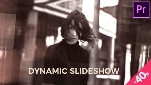 PR模板-动态幻灯片Dynamic Slideshow缩略图