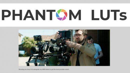 Joel Famularo – Phantom LUT免费下载缩略图