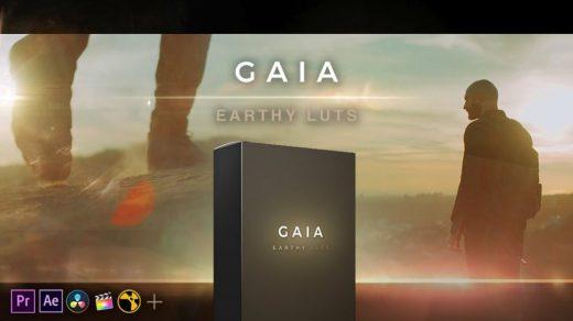 预设工厂– Gaia LUT免费下载缩略图