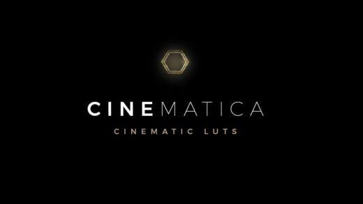 预设工厂– Cinematica |独特的电影色彩分级LUT缩略图
