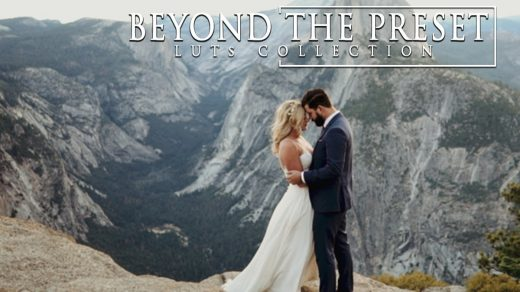 LUT预设,森系电影婚礼胶片LUT预设下载 Cinematic Wedding LUTs ,效果图 LUT预设下载