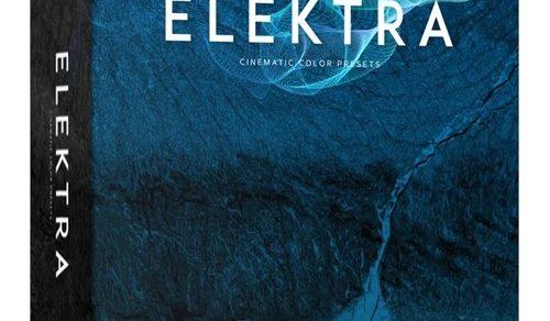 LUT预设,ELEKTRA-电影色彩视频调色LUT预设|大疆Phantom 4 PRO/ADV ,效果图 LUT预设下载