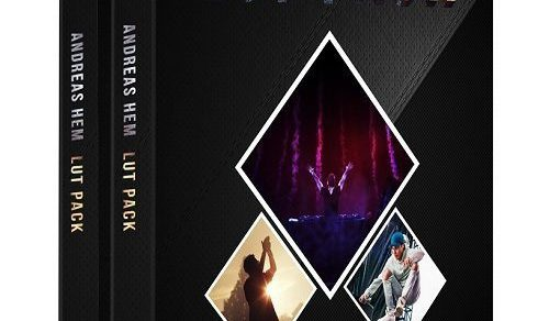 LUT预设,Andreas Hem 色彩分级电影胶片调色LUTs预设 Andreas Hem Luts ,效果图 LUT预设下载