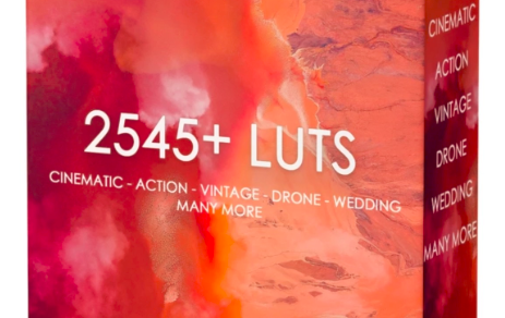 LUT预设,2545个电影级创意VLOG时尚婚礼人物环境复古VHS-LUTs预设合集 ,效果图 LUT预设下载