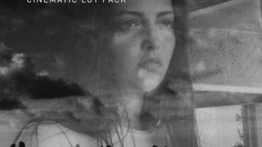 LUT预设,复古质感黑白电影胶片LUT预设 NoamKroll - Cinematic LUTs: Vintage ,效果图 LUT预设下载