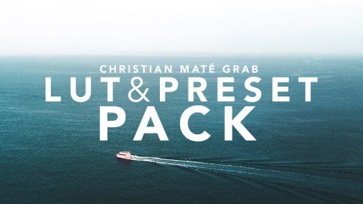 德国摄影师(Christian Mate Grab) LUT预设 LUTs & PRESET PACK缩略图