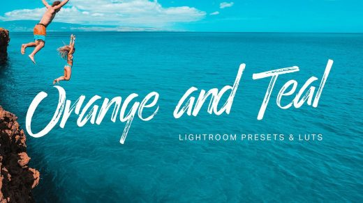 LUT预设,流行电影大片级专业电影3D LUTs预设 Orange Teal LUTs ,效果图 LUT预设下载