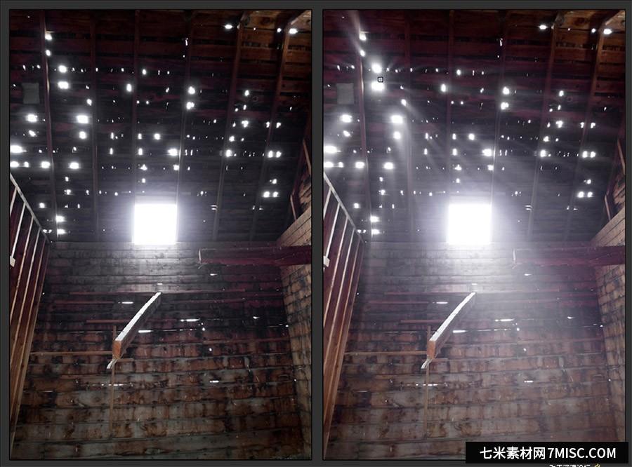 丁达尔光束耶稣光 DigitalFilmTools Rays 2.1.2汉化版|Rays2.1中文版 ,效果图4