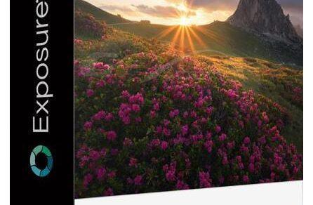 顶级胶片滤镜插件Exposure X5.2.3.285中文WIN最新增强汉化版缩略图
