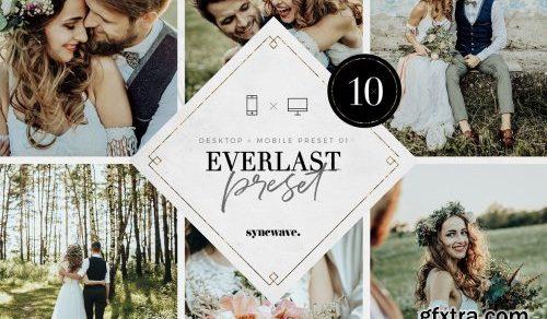 Everlast Lightroom预设捆绑包缩略图