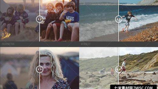 电影视频调色Luts预设 DELUTS 1-4合集(FCPX/达芬奇/AE/Premiere/PS)缩略图