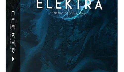 LUT预设,ELEKTRA-电影色彩LUT预设|索尼S-LOG3颜色配置文件 SONY S-LOG3 COLOR ,效果图 LUT预设下载