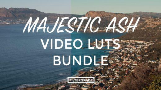 LUTs预设-电影专业级旅行拍摄视频调色3D LUTs预设缩略图