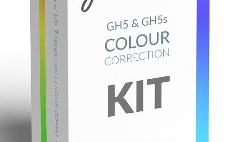 索尼大疆松下GH5&GH5S视频调色LUTS预设 Colour Correction KIT V5缩略图