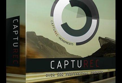 500组电影级复古风景婚礼大片LUT预设 CaptuRec MegaBundle 500 LUTs缩略图