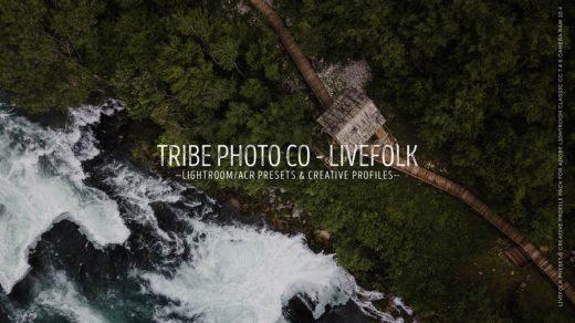 胶片部落Tribe Photo出品-电影影视视频调色3DLUTs预设缩略图