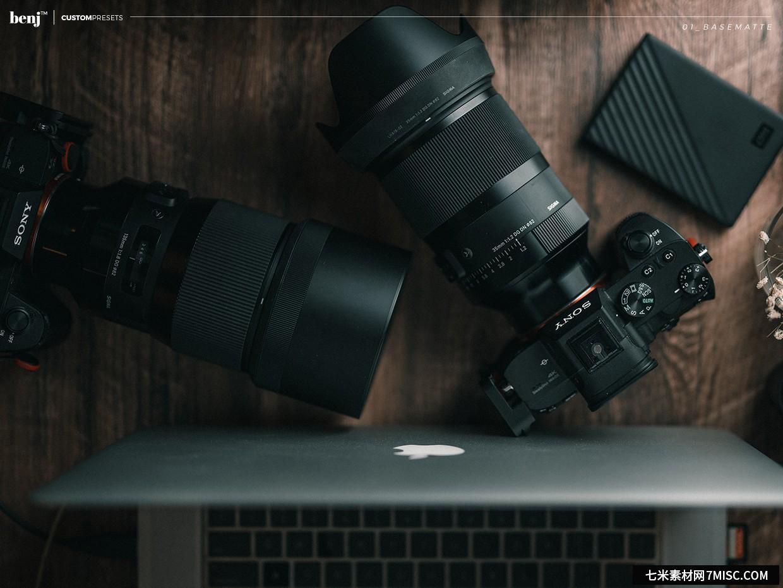 benj™-日系街拍电影胶片风格自定义LR预设 benj™ Custom Presets Lightroom预设,效果图5