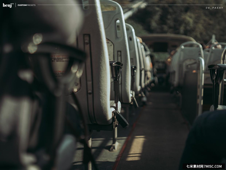 benj™-日系街拍电影胶片风格自定义LR预设 benj™ Custom Presets Lightroom预设,效果图8